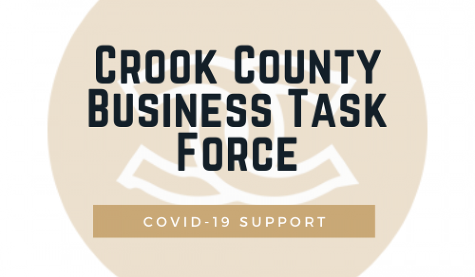 Crook County Business Task Force Logo